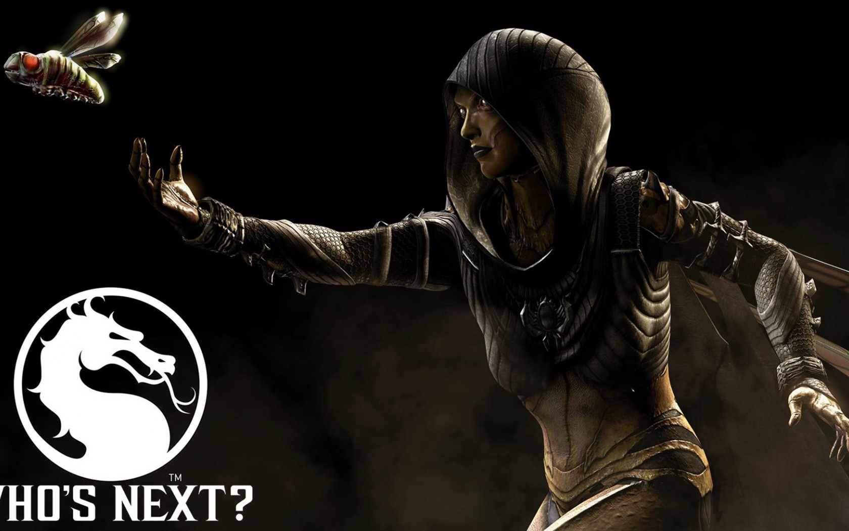 "Mortal Kombat обои ""Who is next 3"""