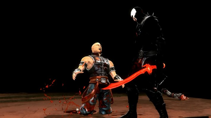 "Скачать Mortal Kombat 9: Komplete Edition ""DLC Darth Nihilus"" бесплатно"