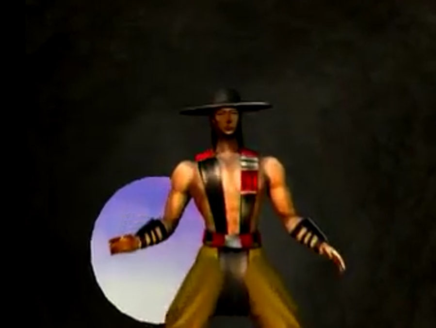 Mortal Kombat 4 Gold Кунг Лао концовка видео