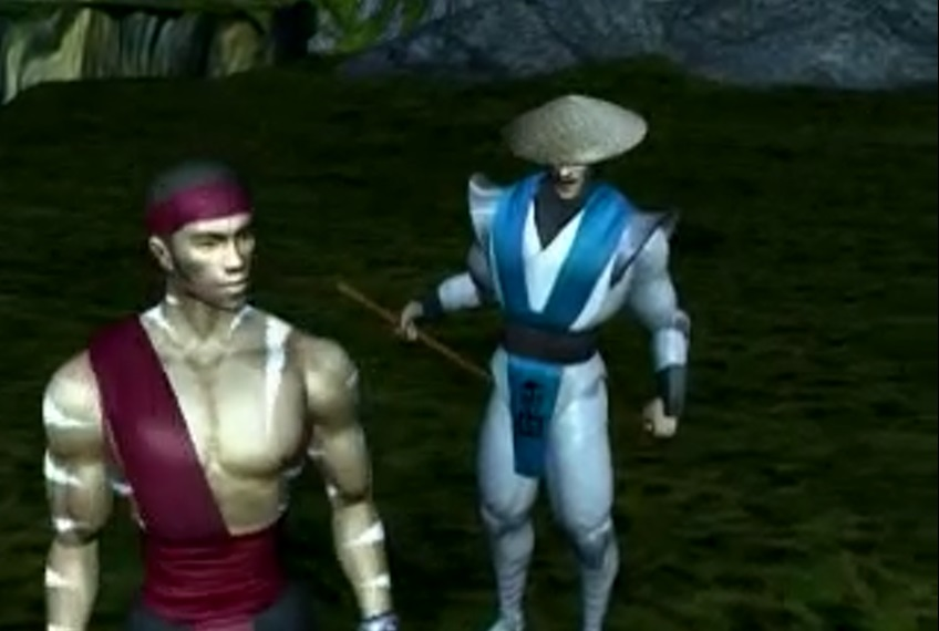 Mortal Kombat 4 Gold Кай концовка видео