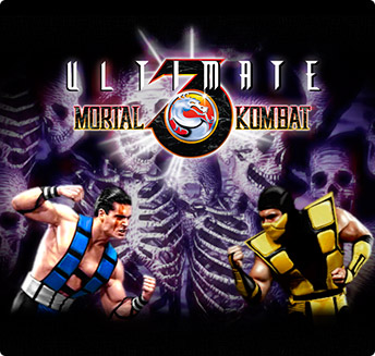 Ultimate Mortal Kombat 3 играть онлайн