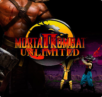 Mortal Kombat II Unlimited играть онлайн