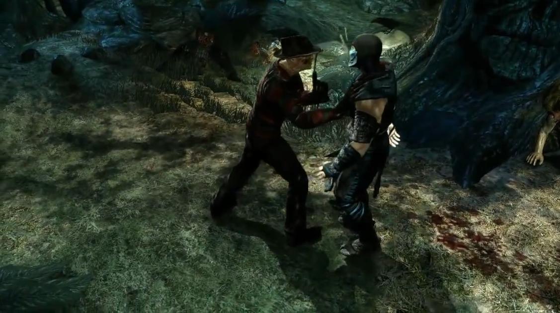 Mortal Kombat 2011 video game  Mortal Kombat Wiki