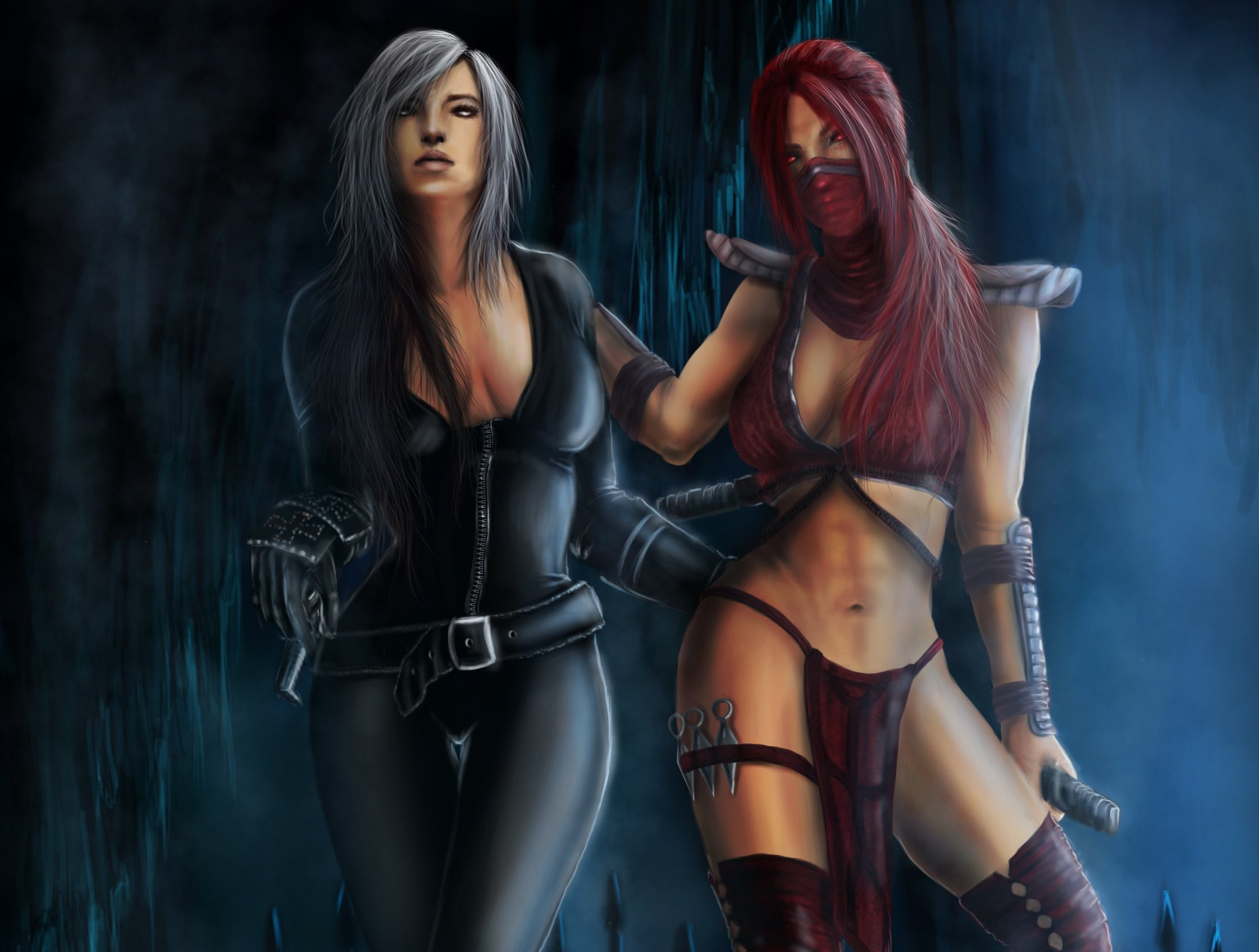 Xxx mortal kombat sindel and milee nackt galleries