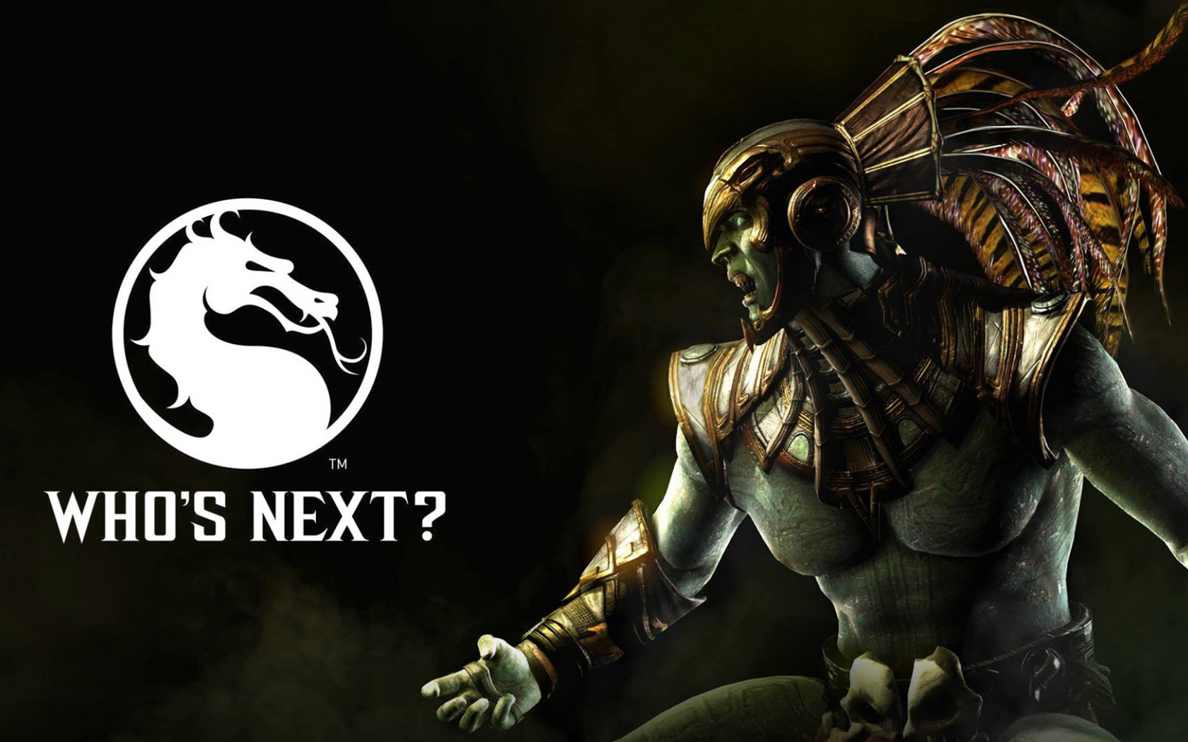 "Mortal Kombat обои ""Who is next 2"""
