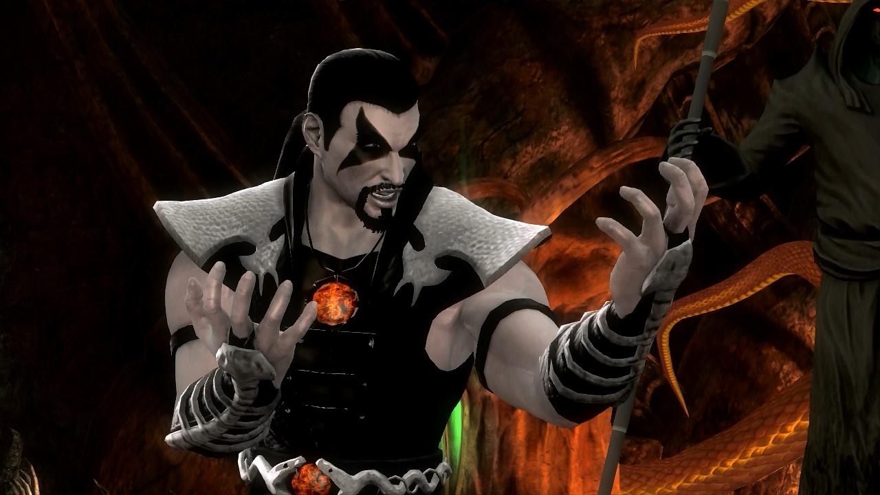 Mortal Kombat Komplete Edition (2 13) PC скачать торрент