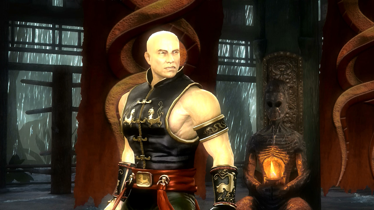 "Скачать Mortal Kombat 9: Komplete Edition ""DLC Great Kung Lao"" бесплатно"
