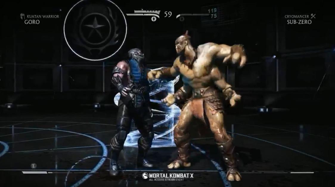 Mortal kombat x русификатор звука скачать