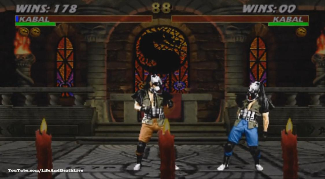 Ultimate Mortal Kombat 3 видео - Кабал фаталити, анималити, бабалити, френдшип