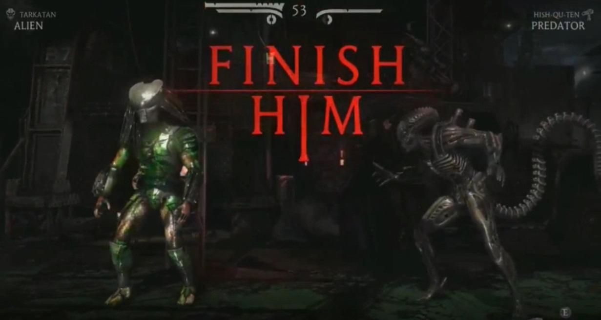 Смотреть видео игры мортал комбат х