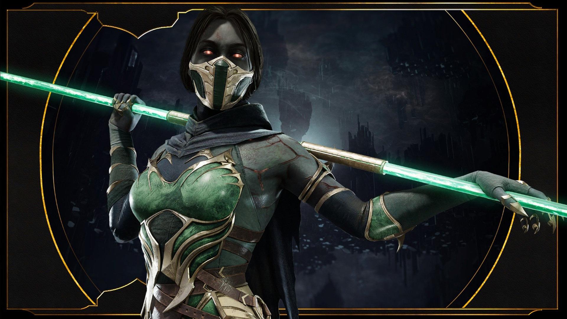 Обои Mortal kombat, персонажи, komplete edition. Игры foto 9
